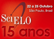 SciELO15 Anos